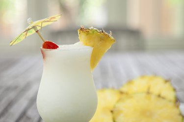 Pina Colada and Pineapple cropped