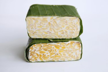 Tempeh (Indonesia traditional food)
