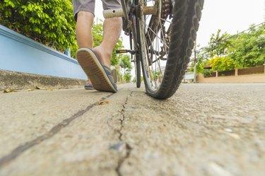 Bicycle Broken