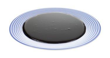 Plate of molasses