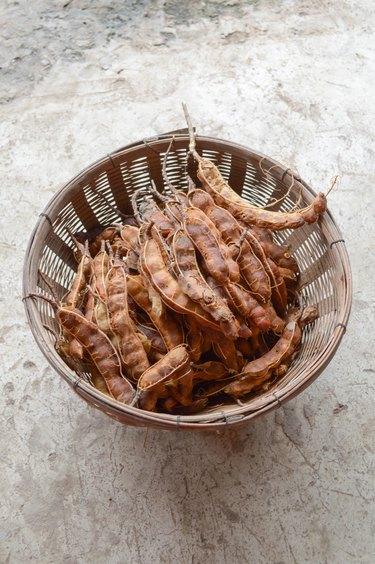 fresh tamarind