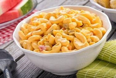 Macaroni and Cheese Salad