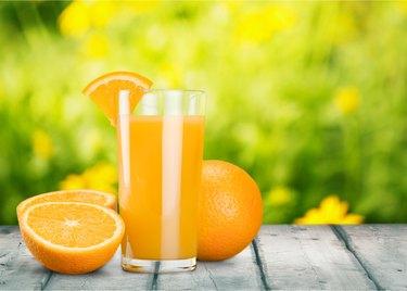 Orange Juice, Juice, Orange