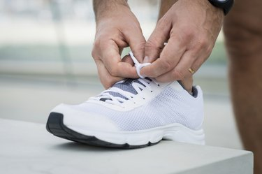 Runner Man Lacing Shoes