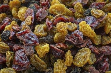 Dried fruit combo