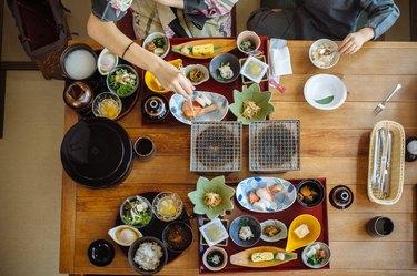 soy foods breakfast