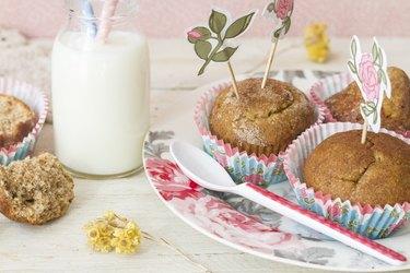 Whole muffins