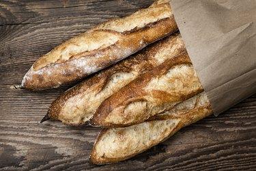 Baguettes bread