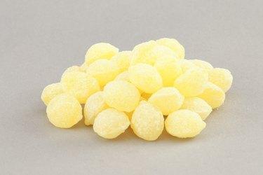Lemon Drops, (Close-up)