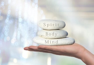 Spirit, Body and Mind healthy lifestyle