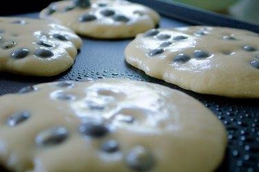 Blueberry Pancake Batter