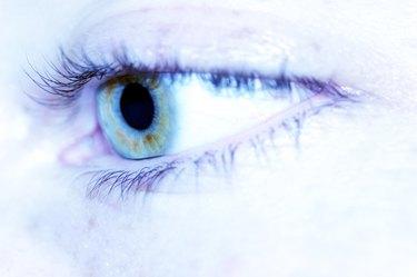 Iris (Blue Hue)