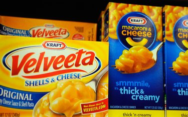 Kraft Foods To Split Into Two Companies