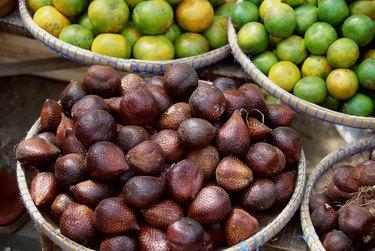 Basket of figs