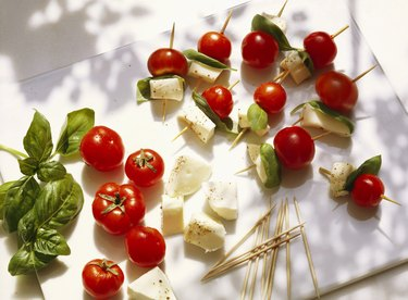 Tomato Skewers