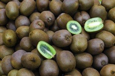 Fresh and delicious Kiwis