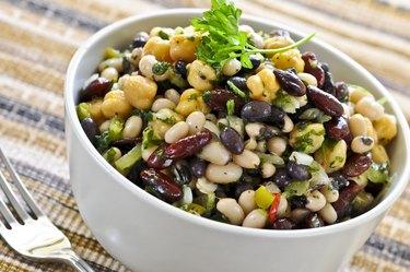 Bean salad