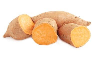 """pink,sweet potatoes batata"""