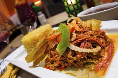 Latino Shredded Beef