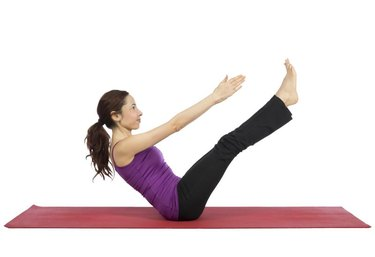 Are V-Ups a Good Abdominal Exercise?