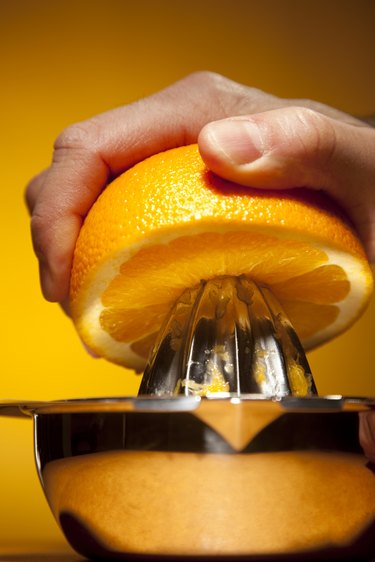 Juicing Orange