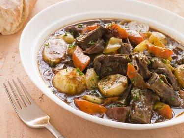 Rabo de Toro- Boneless Oxtail and Potato Stew