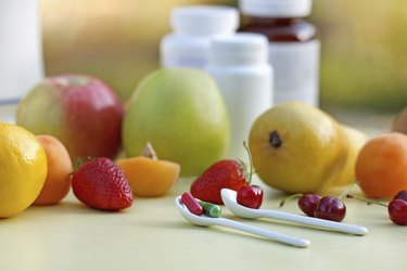 Natural or synthetic vitamins ?