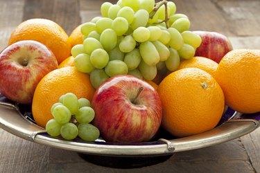 Fresh fruitbowl