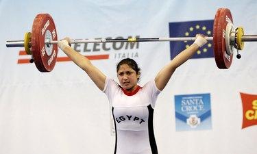 XVI Mediterranean Games - Day 3 - Weightlifting