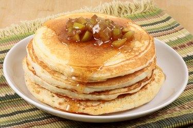 Gourmet pancakes