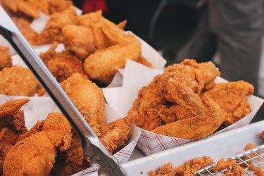 Food Truck Fried Chicken