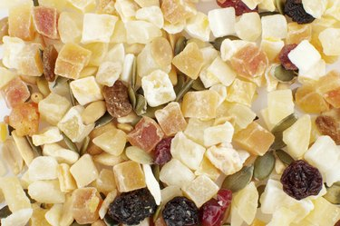 Dried Fruit - Trail Mix