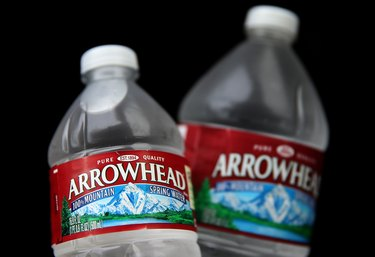 Nestle Continues To Use California Indian Reservation Land For Bottled Water Operation, Despite Drought