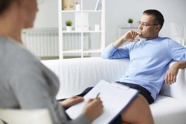 Consultation of psychiatrist