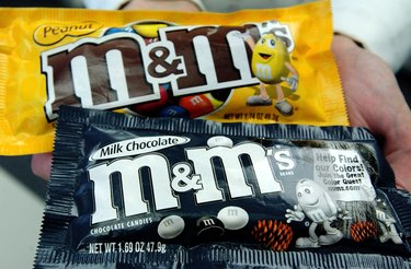 M&M's Get A New Look