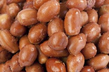 Spanish red peanuts