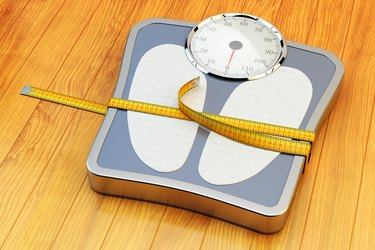 Weight loss, slimming, diet, and healthy lifestyle concept
