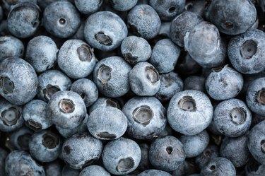 Fresh summer berries.healthy food