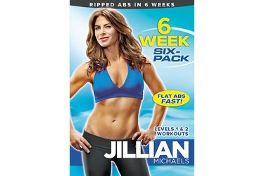 Jillian Michaels isn't messing around when it comes to six-pack abs.