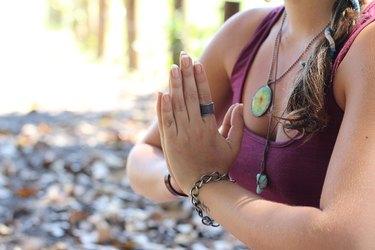 Meditation stalls age-related cognitive decline.