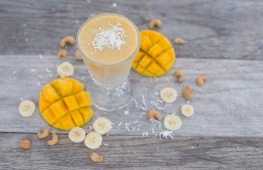 Coconut and Citrus Sunshine Smoothie