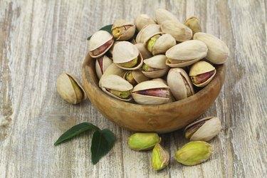 Pistachio Nuts Easy 100-Calorie Snacks