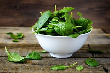 Try getting some of your protein from plant foods.