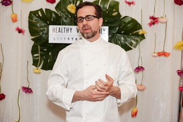 Chef Tal Ronnen at Crossroads Kitchen