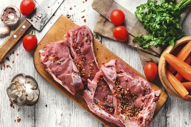 Animal protein contains all the essential amino acids our bodies need.