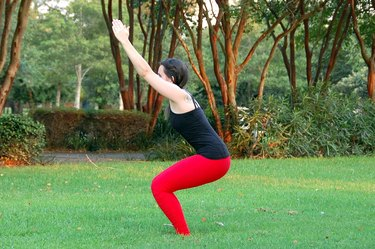 This pose tests both your physical and mental strength.