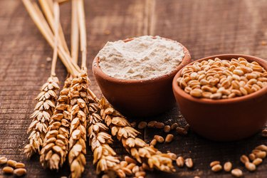 Wheat can have an inflammatory effect on our bodies.