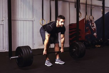 Do some heavy lifts. Then do some more.