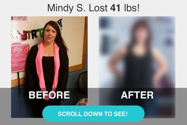 Mindy's Before and After photos