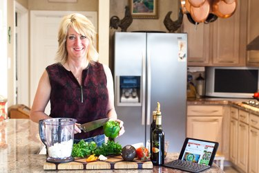 """""""Once I started tracking on the MyPlate Calorie Tracker I became more aware of the preservative content in food."""""""